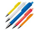 Kugelschreiber mit gemustertem Schaft